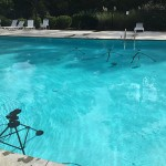 October: Testing out the BlueView sonar 3D scanner in the neighborhood pool.